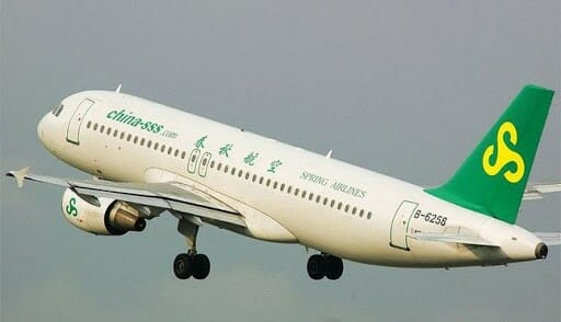 Spring Airlines A320 Captain recruitment